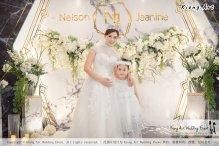 Malaysia Kuala Lumpur Wedding Event Kiong Art Wedding Deco Decoration One-stop Wedding Planning of Nelson and Jeanine Wedding 陈永馨 中国好声音 A11-A02-07