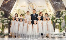 Malaysia Kuala Lumpur Wedding Event Kiong Art Wedding Deco Decoration One-stop Wedding Planning of Nelson and Jeanine Wedding 陈永馨 中国好声音 A11-A02-13