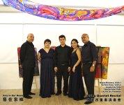 String Quartet Recital Arts in Our Home Batu Pahat Johor Malaysia 弦乐四重奏演奏会 艺在家乡 峇株巴辖 柔佛 马来西亚 A019