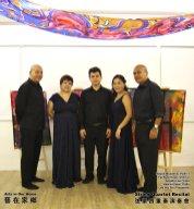 String Quartet Recital Arts in Our Home Batu Pahat Johor Malaysia 弦乐四重奏演奏会 艺在家乡 峇株巴辖 柔佛 马来西亚 A020