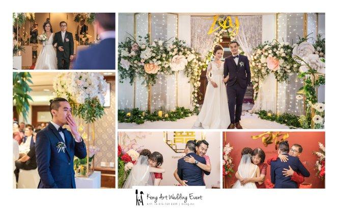 Malaysia Kuala Lumpur Wedding Decoration Kiong Art Wedding Deco One-stop Wedding Planning Selangor of Zhe and Ying Wedding at Hotel Equatorial Melaka A12-A000-02