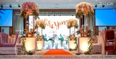 Malaysia Kuala Lumpur Wedding Decoration Kiong Art Wedding Deco One-stop Wedding Planning Selangor of Zhe and Ying Wedding at Hotel Equatorial Melaka A12-D01-03