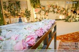 Malaysia Kuala Lumpur Wedding Decoration Kiong Art Wedding Deco One-stop Wedding Planning Selangor of Zhe and Ying Wedding at Hotel Equatorial Melaka A12-E01-09