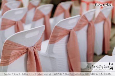 Malaysia Kuala Lumpur Wedding Decoration Kiong Art Wedding Deco Eternal Registration of Marriage Ceremony Open-air Party of Jack and Fish ROM at Kluang Container Hotel A14-A01-034