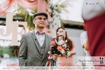 Malaysia Kuala Lumpur Wedding Decoration Kiong Art Wedding Deco Eternal Registration of Marriage Ceremony Open-air Party of Jack and Fish ROM at Kluang Container Hotel A14-A01-091