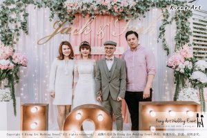 Malaysia Kuala Lumpur Wedding Decoration Kiong Art Wedding Deco Eternal Registration of Marriage Ceremony Open-air Party of Jack and Fish ROM at Kluang Container Hotel A14-A01-200