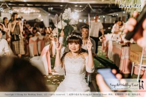 Malaysia Kuala Lumpur Wedding Decoration Kiong Art Wedding Deco Eternal Registration of Marriage Ceremony Open-air Party of Jack and Fish ROM at Kluang Container Hotel A14-A01-239