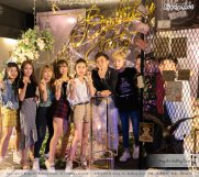 Online Star Birthday Party Ah Jie 文王爷 网红 at Our Place Cafe Puchong Malaysia Kuala Lumpur Wedding Decoration Kiong Art Wedding Deco One-stop Wedding Planning Selangor A13-A01-10