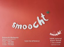 Smoocth Malaysia Vegan Ice Cream Malaysia at Batu Pahat Johor Malaysia Dessert Wholesale Ice Cream and Retail Ice Cream Plant-Based Products Taste The Different of Rice Cream B01-004