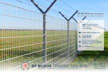BP Wijaya Trading Sdn Bhd Pagar Malaysia Selangor Kuala Lumpur Pengeluar Pagar Keselamatan Pagar Taman Pagar Bangunan Pagar Kilang Pagar Rumah Bandar Pemborong Pagar Keselamatan A01-011
