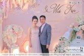 Malaysia Wed Kuala Lumpur Wedding Deco Decoration Kiong Art Wedding Deco Warm and Happy Wedding Theme Chia Hao and Wei Xin Sin Yang Restaurant Batu Pahat A15-A01-009