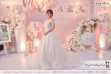 Malaysia Wed Kuala Lumpur Wedding Deco Decoration Kiong Art Wedding Deco Warm and Happy Wedding Theme Chia Hao and Wei Xin Sin Yang Restaurant Batu Pahat A15-A01-014