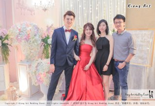 Malaysia Wed Kuala Lumpur Wedding Deco Decoration Kiong Art Wedding Deco Warm and Happy Wedding Theme Chia Hao and Wei Xin Sin Yang Restaurant Batu Pahat A15-A01-044