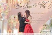 Malaysia Wed Kuala Lumpur Wedding Deco Decoration Kiong Art Wedding Deco Warm and Happy Wedding Theme Chia Hao and Wei Xin Sin Yang Restaurant Batu Pahat A15-A01-048