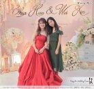 Malaysia Wed Kuala Lumpur Wedding Deco Decoration Kiong Art Wedding Deco Warm and Happy Wedding Theme Chia Hao and Wei Xin Sin Yang Restaurant Batu Pahat A15-A01-051