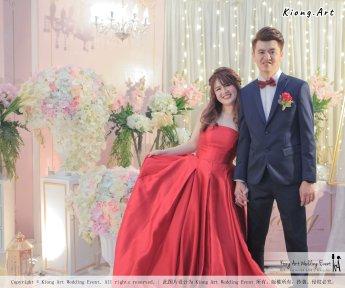 Malaysia Wed Kuala Lumpur Wedding Deco Decoration Kiong Art Wedding Deco Warm and Happy Wedding Theme Chia Hao and Wei Xin Sin Yang Restaurant Batu Pahat A15-A01-060