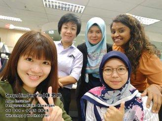 Seryn Lim Ser Yin Malaysia Johor Agen Insurans Perkhidmatan Insurans Perancangan Kewangan Pengurusan Risiko Kewangan Batu Pahat Johor Bahru Skulai Senai Muar Kluang Segamat Mersing 林思吟 A01-24
