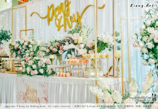 Kuala Lumpur Wedding Event Deco Wedding Planner Kiong Art Wedding Event 吉隆坡一站式婚礼策划布置 Klang Commercial Convention Centre KCCC 巴生皇城商务会展中心 B01-017