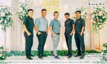Kuala Lumpur Wedding Event Deco Wedding Planner Kiong Art Wedding Event 吉隆坡一站式婚礼策划布置 Klang Commercial Convention Centre KCCC 巴生皇城商务会展中心 C01-005