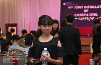 10th Joint Installation of Batu Pahat Chinese High School CHS and SMK Dato Bentara Luar SDBL - EPIPHANY - Interact Club - Rotary Sponsored Club The Katerina Hotel Batu Pahat A09