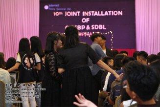 10th Joint Installation of Batu Pahat Chinese High School CHS and SMK Dato Bentara Luar SDBL - EPIPHANY - Interact Club - Rotary Sponsored Club The Katerina Hotel Batu Pahat A12