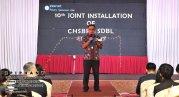 10th Joint Installation of Batu Pahat Chinese High School CHS and SMK Dato Bentara Luar SDBL - EPIPHANY - Interact Club - Rotary Sponsored Club The Katerina Hotel Batu Pahat C15