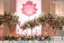 黑哥与林云姐 婚礼 Khen Chua and Leng Yein Wedding at KLCC Convention Centre Declaration of Love 爱的宣言 马来西亚 全民姐姐 Kuala Lumpur Wedding Event Deco Wedding Kiong Art Wedding Event 吉隆坡一站式婚礼策划布置 B01-004