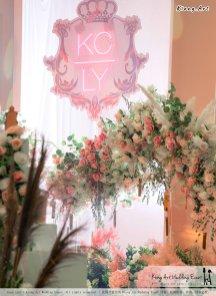 黑哥与林云姐 婚礼 Khen Chua and Leng Yein Wedding at KLCC Convention Centre Declaration of Love 爱的宣言 马来西亚 全民姐姐 Kuala Lumpur Wedding Event Deco Wedding Kiong Art Wedding Event 吉隆坡一站式婚礼策划布置 B01-022