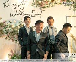 黑哥与林云姐 婚礼 Khen Chua and Leng Yein Wedding at KLCC Convention Centre Declaration of Love 爱的宣言 马来西亚 全民姐姐 Kuala Lumpur Wedding Event Deco Wedding Kiong Art Wedding Event 吉隆坡一站式婚礼策划布置 C01-009