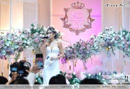 黑哥与林云姐 婚礼 Khen Chua and Leng Yein Wedding at KLCC Convention Centre Declaration of Love 爱的宣言 马来西亚 全民姐姐 Kuala Lumpur Wedding Event Deco Wedding Kiong Art Wedding Event 吉隆坡一站式婚礼策划布置 D01-004
