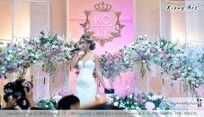 黑哥与林云姐 婚礼 Khen Chua and Leng Yein Wedding at KLCC Convention Centre Declaration of Love 爱的宣言 马来西亚 全民姐姐 Kuala Lumpur Wedding Event Deco Wedding Kiong Art Wedding Event 吉隆坡一站式婚礼策划布置 D01-008