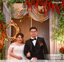 Kuala Lumpur Wedding Event Deco Wedding Planner Kiong Art Wedding Event 吉隆坡一站式婚礼策划布置 Grand Sea View Restaurant European and American Pastoral Style 欧美田园风格 A01-015
