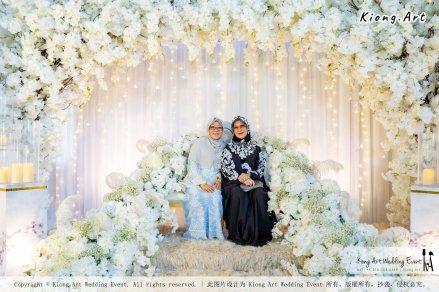 Kuala Lumpur Wedding Event Deco Wedding Planner Kiong Art Wedding Event Malay Wedding Theme Tema Perkahwinan Melayu A01-001