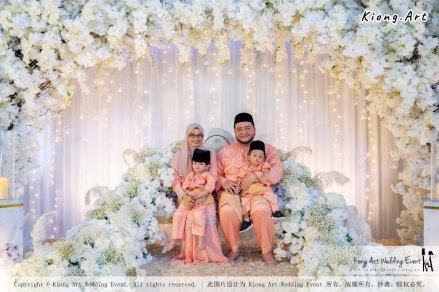 Kuala Lumpur Wedding Event Deco Wedding Planner Kiong Art Wedding Event Malay Wedding Theme Tema Perkahwinan Melayu A01-009