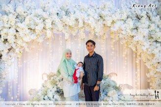 Kuala Lumpur Wedding Event Deco Wedding Planner Kiong Art Wedding Event Malay Wedding Theme Tema Perkahwinan Melayu A01-011