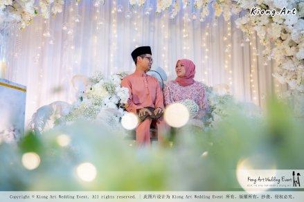 Kuala Lumpur Wedding Event Deco Wedding Planner Kiong Art Wedding Event Malay Wedding Theme Tema Perkahwinan Melayu A01-020