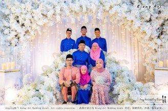 Kuala Lumpur Wedding Event Deco Wedding Planner Kiong Art Wedding Event Malay Wedding Theme Tema Perkahwinan Melayu A01-022