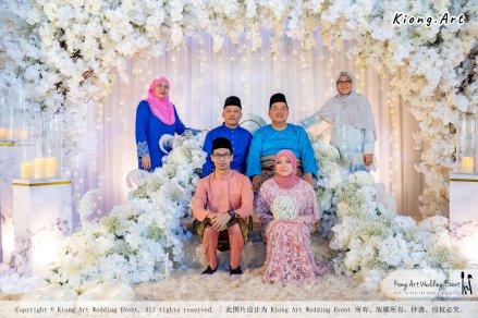 Kuala Lumpur Wedding Event Deco Wedding Planner Kiong Art Wedding Event Malay Wedding Theme Tema Perkahwinan Melayu A01-023