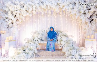 Kuala Lumpur Wedding Event Deco Wedding Planner Kiong Art Wedding Event Malay Wedding Theme Tema Perkahwinan Melayu A01-032