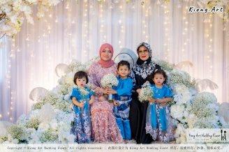Kuala Lumpur Wedding Event Deco Wedding Planner Kiong Art Wedding Event Malay Wedding Theme Tema Perkahwinan Melayu A01-043