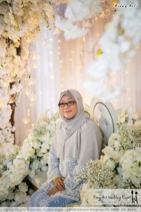 Kuala Lumpur Wedding Event Deco Wedding Planner Kiong Art Wedding Event Malay Wedding Theme Tema Perkahwinan Melayu A01-049