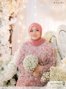 Kuala Lumpur Wedding Event Deco Wedding Planner Kiong Art Wedding Event Malay Wedding Theme Tema Perkahwinan Melayu A01-051