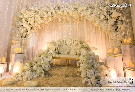 Kuala Lumpur Wedding Event Deco Wedding Planner Kiong Art Wedding Event Malay Wedding Theme Tema Perkahwinan Melayu A01-055