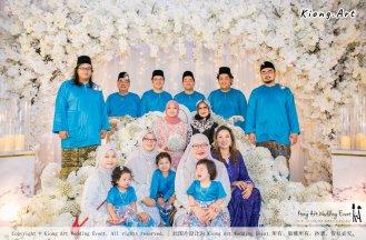 Kuala Lumpur Wedding Event Deco Wedding Planner Kiong Art Wedding Event Malay Wedding Theme Tema Perkahwinan Melayu A01-067