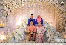 Kuala Lumpur Wedding Event Deco Wedding Planner Kiong Art Wedding Event Malay Wedding Theme Tema Perkahwinan Melayu A01-090