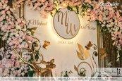 Malaysia Selangor Klang Kuala Lumpur Wedding Event Deco Wedding Planner Kiong Art Wedding Event 马来西亚 雪兰莪 巴生 雪隆区 吉隆坡一站式婚礼策划布置 A Gargen Story 温馨花园故事 A01-005