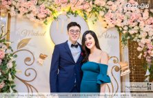 Malaysia Selangor Klang Kuala Lumpur Wedding Event Deco Wedding Planner Kiong Art Wedding Event 马来西亚 雪兰莪 巴生 雪隆区 吉隆坡一站式婚礼策划布置 A Gargen Story 温馨花园故事 B01-019