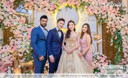 Malaysia Selangor Klang Kuala Lumpur Wedding Event Deco Wedding Planner Kiong Art Wedding Event 马来西亚 雪兰莪 巴生 雪隆区 吉隆坡一站式婚礼策划布置 A Gargen Story 温馨花园故事 C01-006