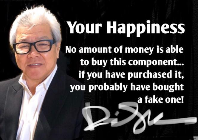 Dr David Goh's Inspiration A26