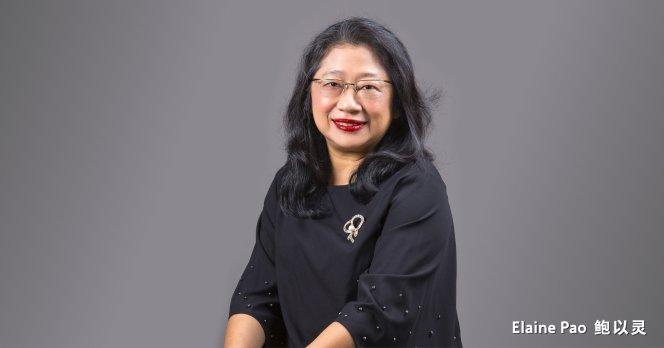 Elaine Pao 鲍以灵 马来西亚杰出的指挥 马来西亚杰出钢琴演奏家与伴奏 音乐家 艺术家 A00